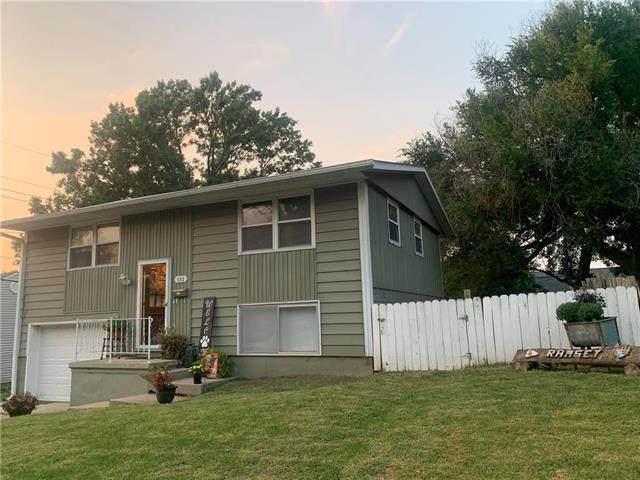 503 W Halsey Street, Maryville, MO 64468 (#2244192) :: Ron Henderson & Associates