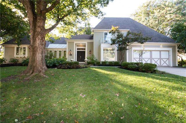 2211 W 124th Street, Leawood, KS 66209 (#2244197) :: Ask Cathy Marketing Group, LLC