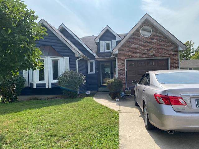 419 W Liberty Drive, Liberty, MO 64068 (#2244277) :: House of Couse Group