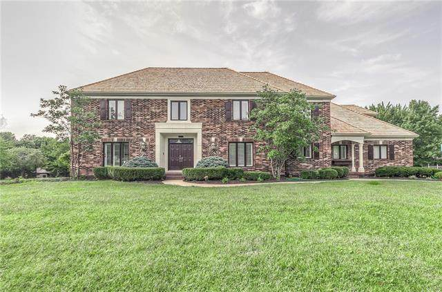 11720 Overbrook Road, Leawood, KS 66211 (#2244399) :: The Kedish Group at Keller Williams Realty