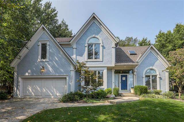 13028 W 118th Terrace, Overland Park, KS 66210 (#2244429) :: Ron Henderson & Associates