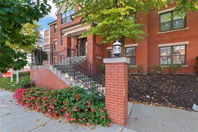 425 W 9th Street #301, Kansas City, MO 64105 (#2244439) :: Dani Beyer Real Estate