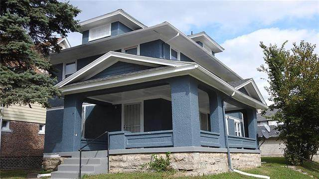 3347 Agnes Avenue, Kansas City, MO 64128 (#2244495) :: Ask Cathy Marketing Group, LLC