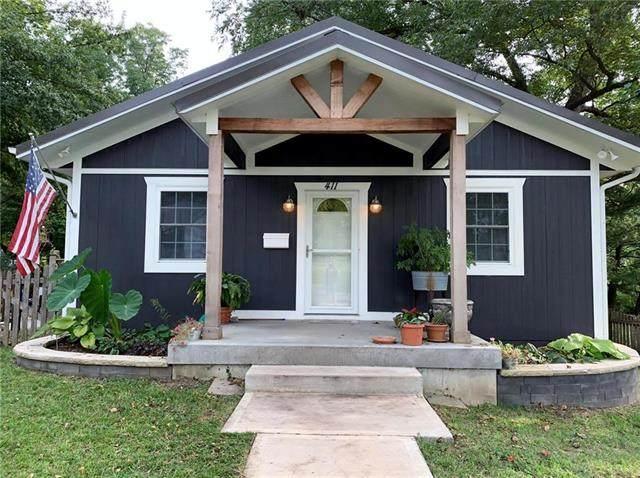411 Choctaw Street, Liberty, MO 64068 (#2244537) :: Team Real Estate