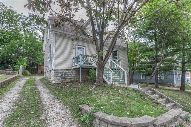 307 N Silver Street, Paola, KS 66071 (#2244540) :: Ron Henderson & Associates