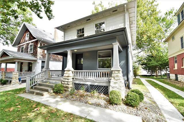 3735 Wyandotte Street, Kansas City, MO 64111 (#2244542) :: Ron Henderson & Associates