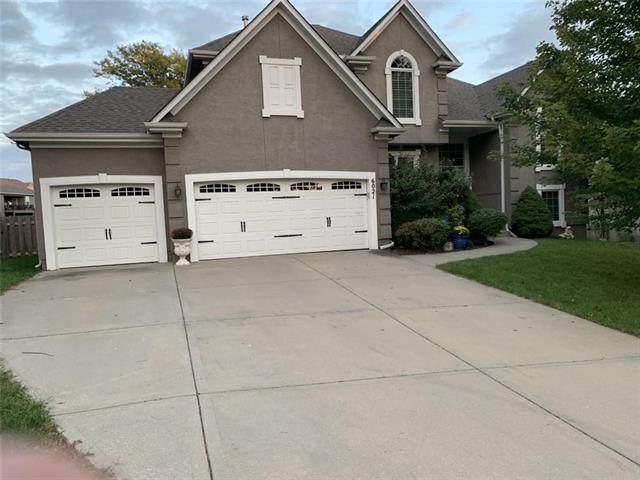 6021 Brownridge Drive, Shawnee, KS 66218 (#2244616) :: The Shannon Lyon Group - ReeceNichols