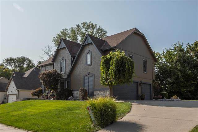 4207 NW 62nd Street, Kansas City, MO 64151 (#2244638) :: Jessup Homes Real Estate | RE/MAX Infinity
