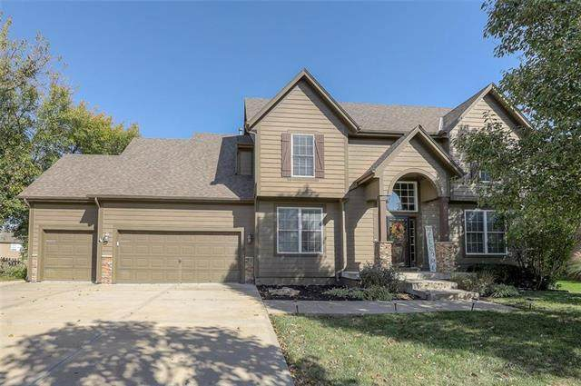 17508 W 163rd Street, Olathe, KS 66062 (#2244660) :: Five-Star Homes
