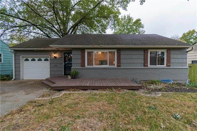 3133 W 44th Terrace, Kansas City, KS 66103 (#2244669) :: Team Real Estate