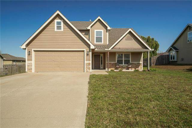 322 Stratton Drive, Eudora, KS 66025 (#2244688) :: Dani Beyer Real Estate