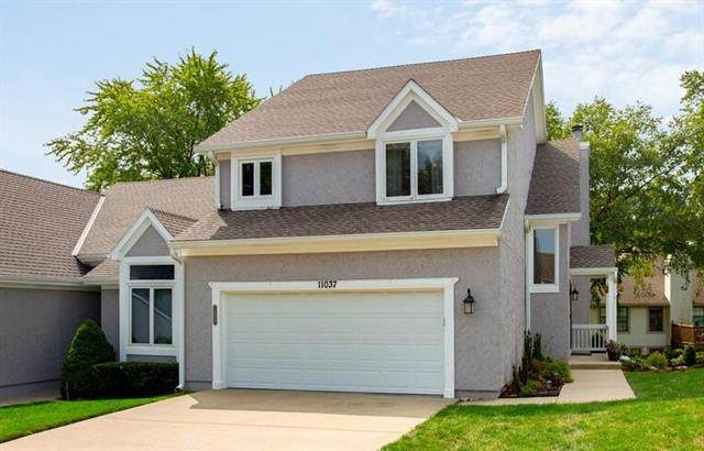11037 W 98th Street, Overland Park, KS 66214 (#2244691) :: The Shannon Lyon Group - ReeceNichols