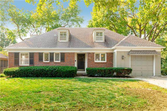 4707 W 66th Terrace, Prairie Village, KS 66208 (#2244912) :: Ask Cathy Marketing Group, LLC