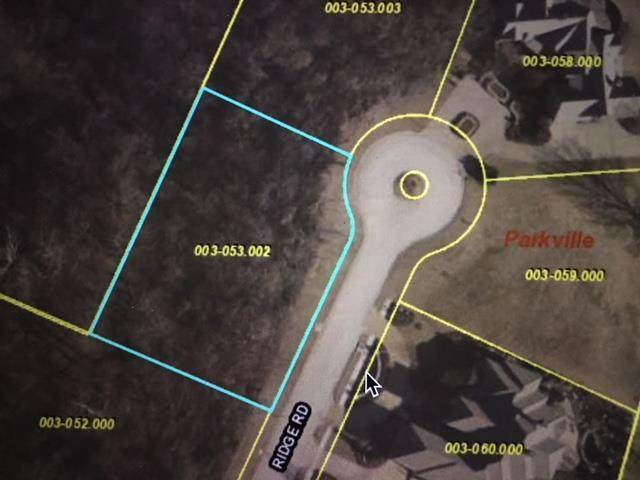 Lot 78 Ridge Road, Parkville, MO 64512 (#2245005) :: House of Couse Group