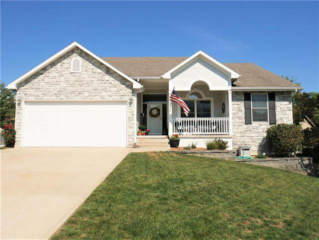 503 Wildwood Court, Warrensburg, MO 64093 (#2245061) :: Austin Home Team