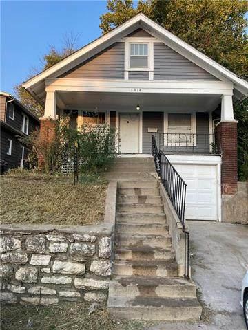 1314 Bennington Avenue, Kansas City, MO 64126 (#2245222) :: The Kedish Group at Keller Williams Realty
