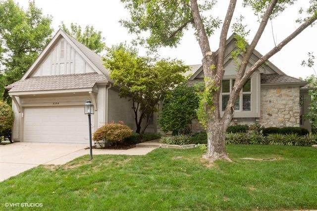 4584 W 124 Place, Leawood, KS 66209 (#2245305) :: The Kedish Group at Keller Williams Realty