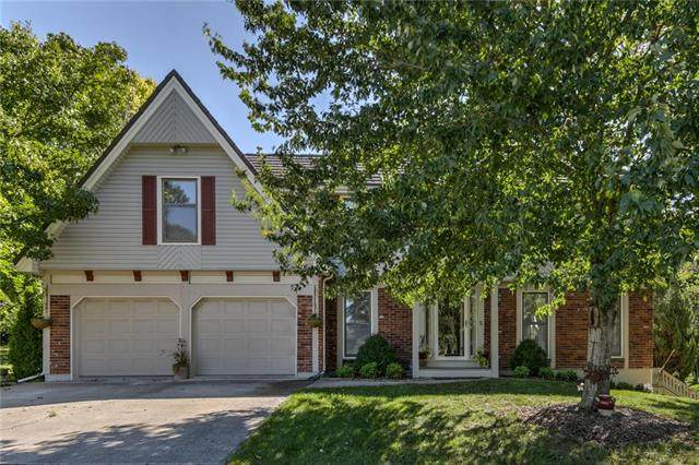 5 Nantucket Court, Smithville, MO 64089 (#2245319) :: Edie Waters Network