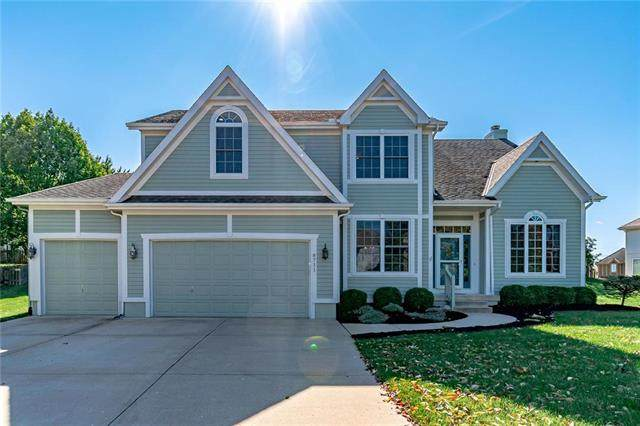 8711 NW 85th Court, Kansas City, MO 64153 (#2245498) :: House of Couse Group