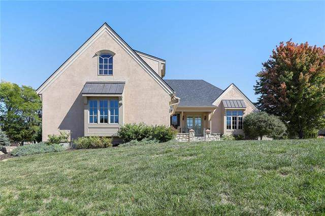 601 NW Cliffside Court, Lee's Summit, MO 64081 (#2245548) :: Ron Henderson & Associates