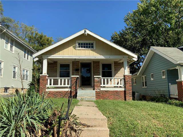 3337 Monroe Avenue, Kansas City, MO 64128 (#2245556) :: The Kedish Group at Keller Williams Realty