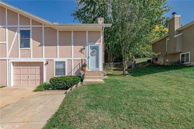 5207 Knox Avenue, Merriam, KS 66203 (#2245753) :: Ron Henderson & Associates