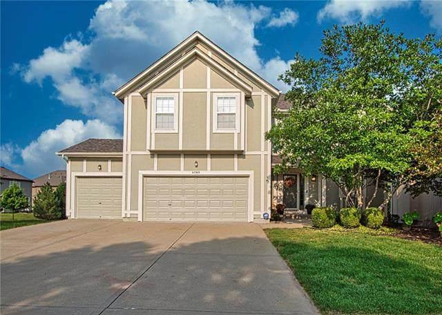 6360 Lakecrest Drive, Shawnee, KS 66218 (#2246026) :: Ron Henderson & Associates