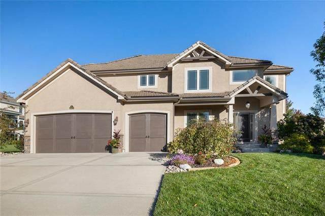 10528 N Dalton Avenue, Kansas City, MO 64154 (#2246039) :: Dani Beyer Real Estate