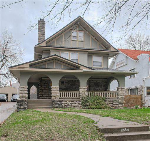 3735 Tracy Avenue, Kansas City, MO 64109 (#2246055) :: Five-Star Homes