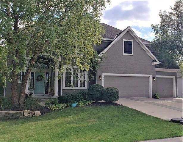 21887 W 176th Street, Olathe, KS 66062 (#2246359) :: Dani Beyer Real Estate