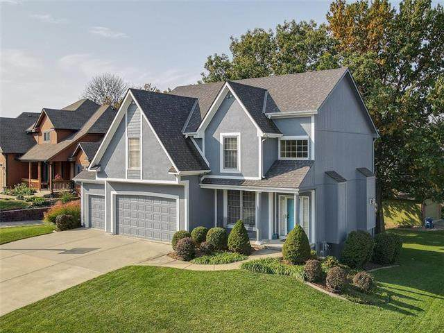 1124 Aspen Drive, Liberty, MO 64068 (#2246411) :: Austin Home Team
