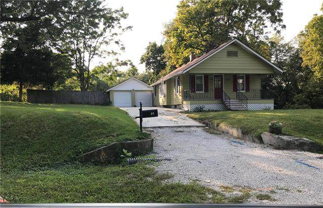 814 N Grand Avenue, Independence, MO 64050 (#2246508) :: Ron Henderson & Associates