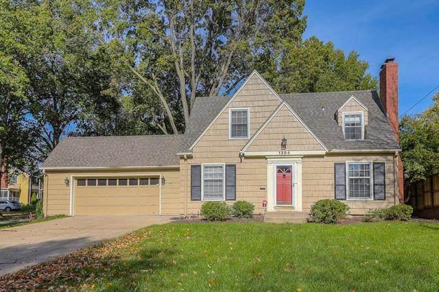 1204 W 76th Street, Kansas City, MO 64114 (#2246528) :: Dani Beyer Real Estate