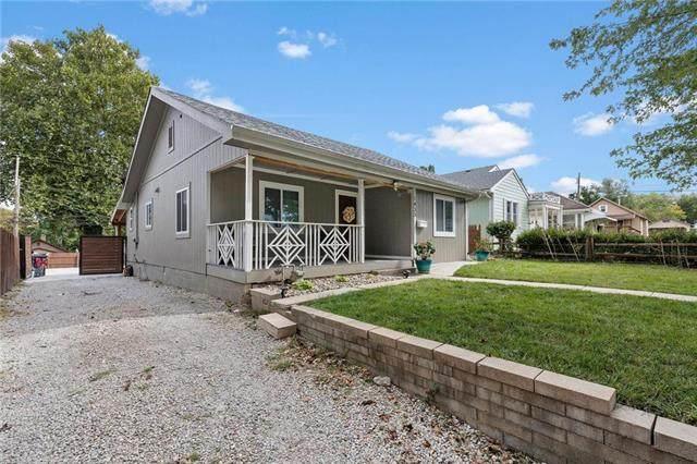 1433 S 41st Street, Kansas City, KS 66106 (#2246562) :: Dani Beyer Real Estate