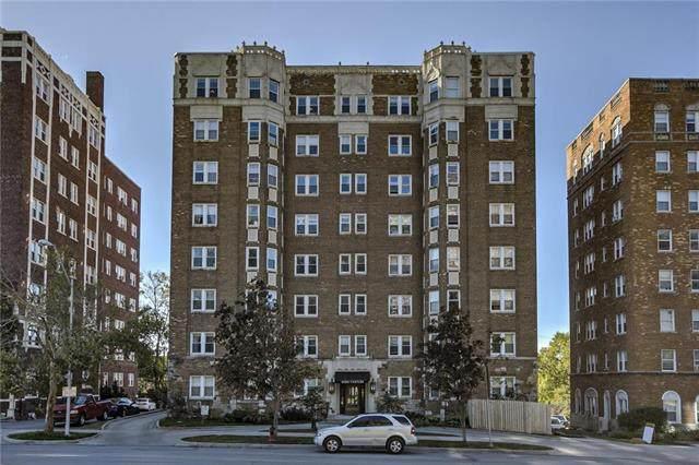 311 E Emanuel Clever Boulevard #301, Kansas City, MO 64112 (#2246605) :: Edie Waters Network