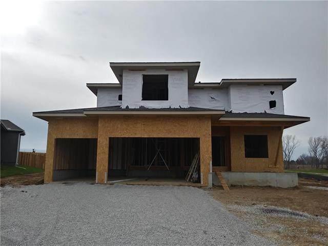 24745 W 88th Terrace, Lenexa, KS 66227 (#2246627) :: House of Couse Group