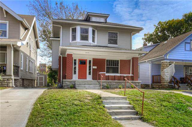 3615 College Avenue, Kansas City, MO 64128 (#2246770) :: The Gunselman Team