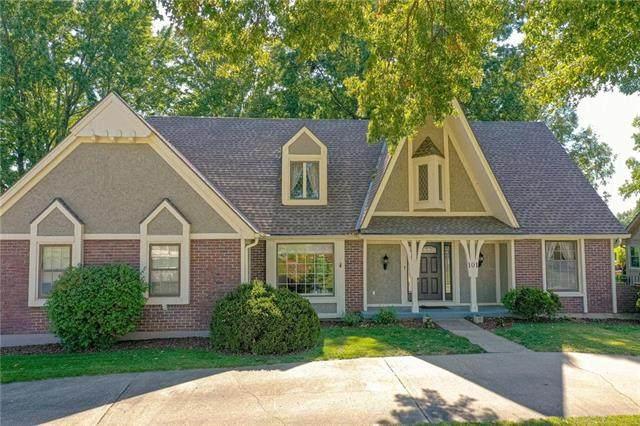 101 W 125th Terrace, Kansas City, MO 64145 (#2246938) :: Five-Star Homes
