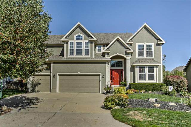 22110 W 58th Street, Shawnee, KS 66226 (#2246979) :: Five-Star Homes