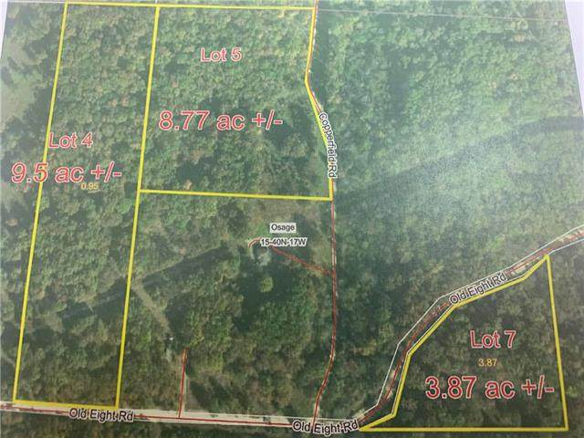 Lot 4 Old Eight Road, Laurie, MO 65037 (#2246995) :: Eric Craig Real Estate Team