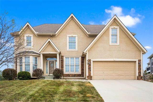 9107 NW 86th Terrace, Kansas City, MO 64153 (#2247139) :: House of Couse Group