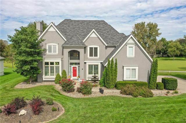 5468 NE Wedgewood Lane, Lee's Summit, MO 64064 (#2247159) :: Ask Cathy Marketing Group, LLC