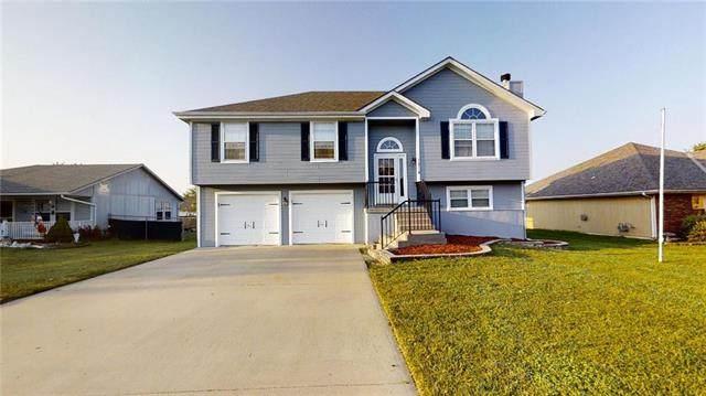 1214 SW Dean Drive, Grain Valley, MO 64029 (#2247168) :: Ron Henderson & Associates
