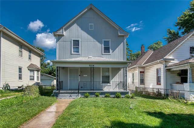5214 E 8th Street, Kansas City, MO 64124 (#2247189) :: Edie Waters Network