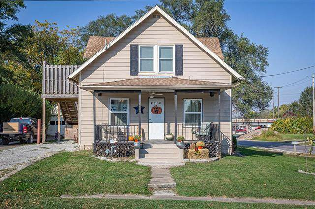 523 N Pennsylvania Avenue, Lawson, MO 64062 (#2247222) :: Five-Star Homes