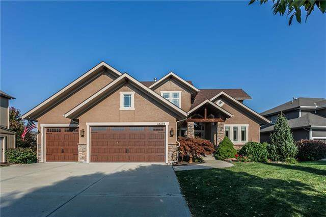 24268 W 109th Terrace, Olathe, KS 66061 (#2247383) :: Ask Cathy Marketing Group, LLC