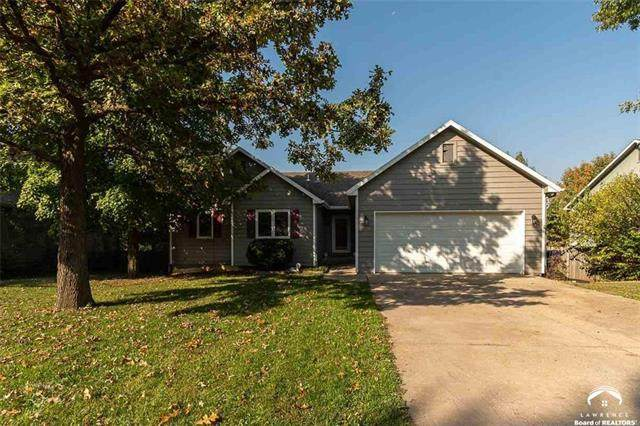 2725 Lankford Road, Lawrence, KS 66046 (#2247453) :: House of Couse Group