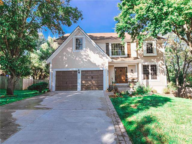 5604 W 151st Terrace, Overland Park, KS 66223 (#2247468) :: Edie Waters Network