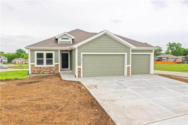1409 Lee's Circle, Smithville, MO 64089 (#2247574) :: Eric Craig Real Estate Team