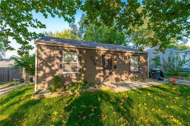 2730 S 51st Street, Kansas City, KS 66106 (#2247585) :: Five-Star Homes